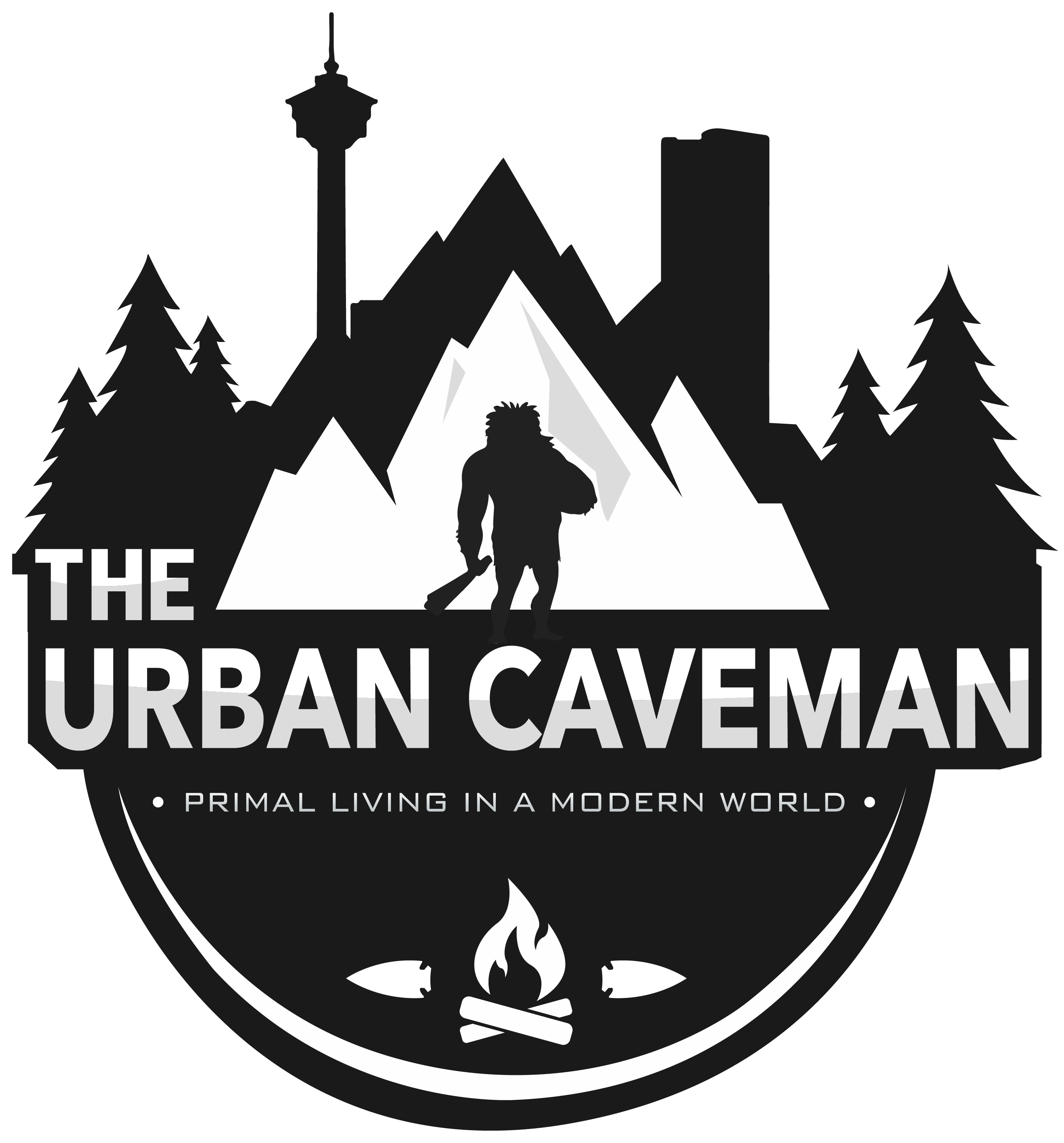 The Urban Caveman